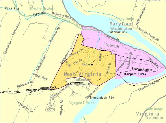 Bolivar_HFerry_reference_map