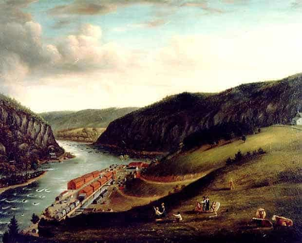 A Short History of The U.S. Armory and Arsenal at Harpers Ferry